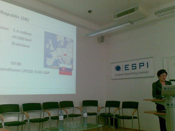Presentation from Slovakia / Credits - K. Kanawka