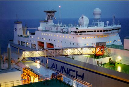 Norweski statek dowodzenia / Credits: NSAU