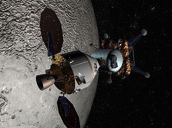 Tryumfalny powrót Constellation - konfiuracja z 2006 roku, która zostanie wykorzystana / Credits - NASA