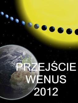 Logo akcji VT-2012 / Credits - Polskie Towarzystwo Astronomiczne