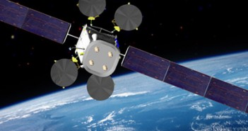 Intelsat IS-22 / Credits: Boeing