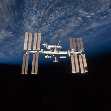 Międzynarodowa Stacja Kosmiczna / Credits - NASA