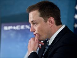 Elon Musk/credits: NICHOLAS KAMM/AFP/Getty Images