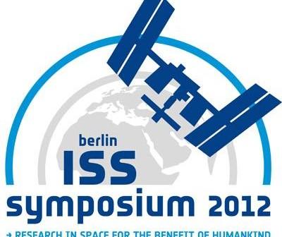 Logo ISS Symposium 2012 / Credits: ESA