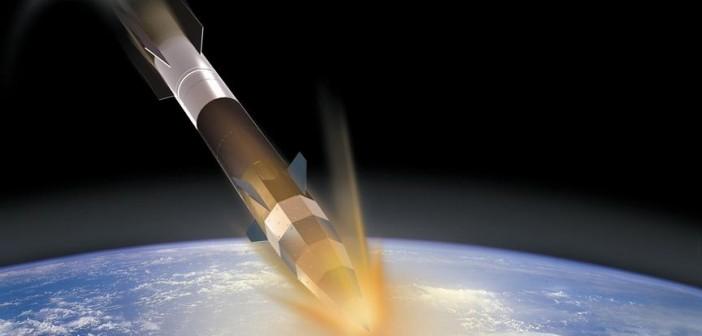 Powrót SHEFEX II do atmosfery - wizja artystyczna / Credits: DLR, Licence: CC-BY 3.0