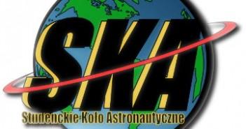 Logo Studenckiego Koła Astronautycznego Politechniki Warszawskiej/Credits: SKA