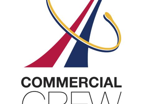 Logo programu Commercial Crew Program / Źródło: NASA