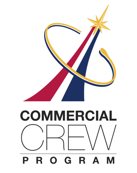 Logo programu Commercial Crew Program / Źródło: NASA