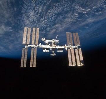 ISS / Credits - NASA