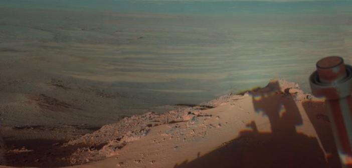 Zdjęcie Marsa wykonane przez MER-a / Credits: NASA