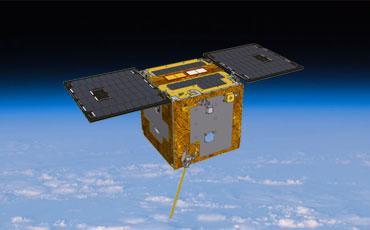 Satelita SDS-4 / Credits - JAXA