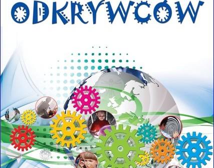 Plakat Trzeciego Interaktywnego Dnia Odkrywców. /Credits: Polimedia.pl