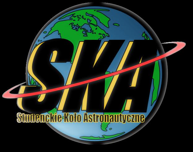 Logo Studenckiego Koła Astronautycznego/Credits: SKA