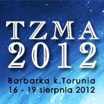 Logo TZMA 2012 / Credits - organizatorzy TZMA
