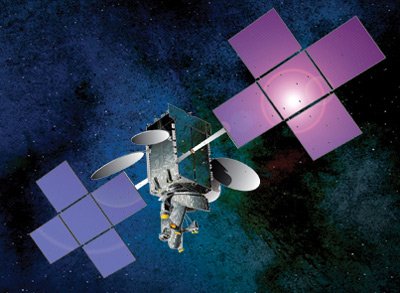 Intelsat-19 / Credits: Space Systems Loral