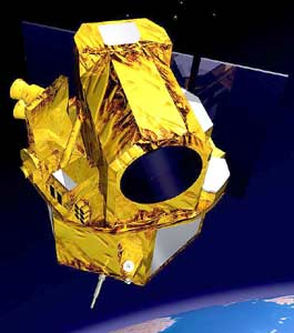 Rocsat-2, drugi satelita jaki ma być zbudowany na tej samej platformie co DZZ-HR / Credits: Astrium