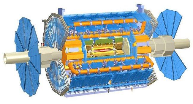 Detektor ATLAS (CERN)