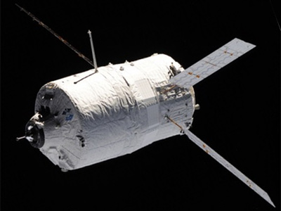 ATV-2 przy ISS / Credits: ESA