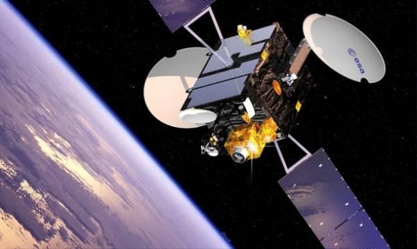 Satelita Artemis - wizja artystyczna / Credits: ESA