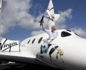 Branson o planach Virgin Galactic