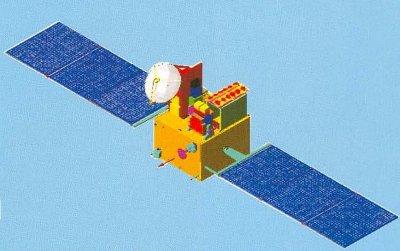 Satelita Oceansat-2 / Credits - ISRO