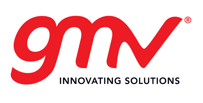 Logo firmy GMV / Credits: GMV