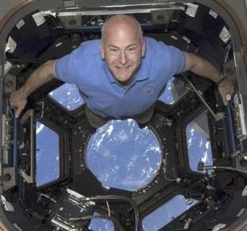 Alan G. Poindexter (Credits: NASA)