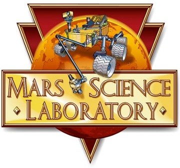 Logo misji Mars Science Laboratory / Credits - NASA