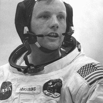 Neil Armstrong (1930-2012) / Credits: NASA