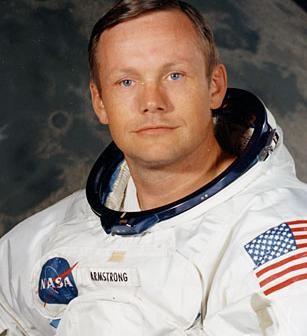 Neil Armstrong 1930-2012 / Credtis: NASA