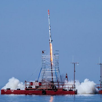 Start SMARAGD-1 / Credits - Copenhagen Suborbitals