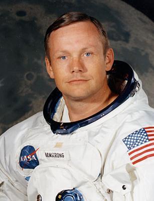 Neil Armstrong, 1930-2012/Credits: NASA