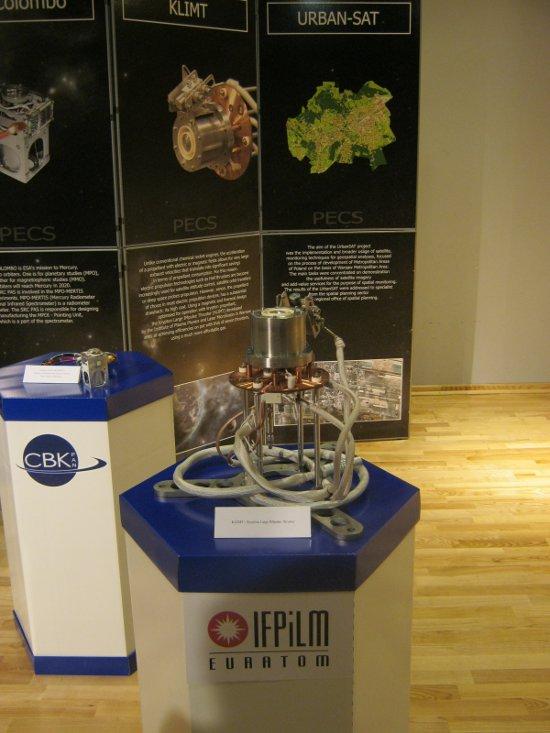 KLIMT - Instytut Fizyki Plazmy i Laserowej Mikrosyntezy. Credits: Ela Zocłońska, kosmonauta.net
