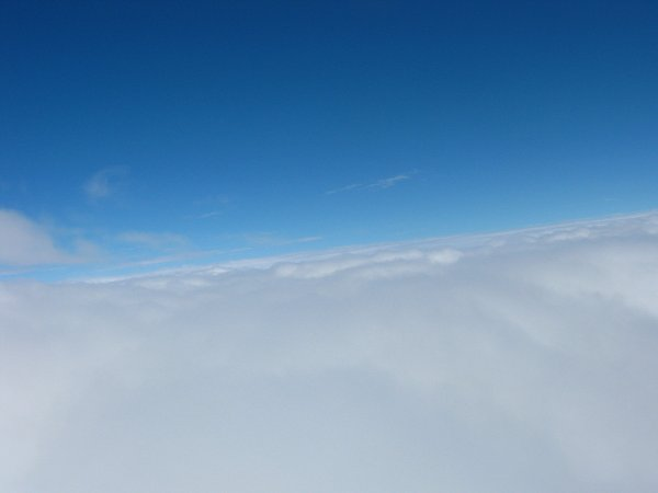 Ponad kolejną warstwą chmur / Credits - zespół Hevelius