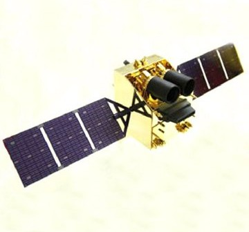 Model satelity VRSS-1 / Credits - CAST