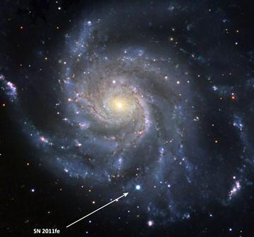 Galaktyka 'Pinwheel'