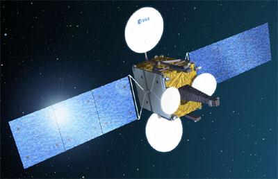 Satelita typu Luxor, na którym będzie oparty HAG 1) / Credits: ESA