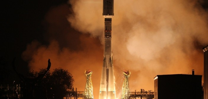 Start satelity MetOp-B, 17 września 2012 roku / Credits: EUMETSAT