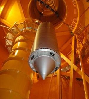 Wieża, z której wykonywane będą eksperymenty Drop Your Thesis / Credits - ESA