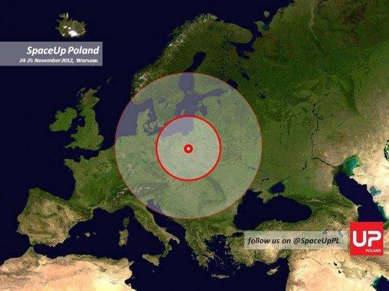 SpaceUp Polska! / Credits - J. Jaworski, SpaceUp