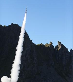Start rakiety HiFIRE, 28 września, Norwegia / Credits: DSTO