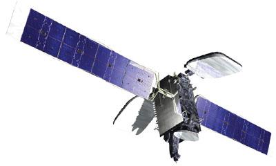 Satelita SES-8 / Credits: OSC