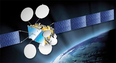 Eutelsat 8 West B / Credits: Thales Alenia Space