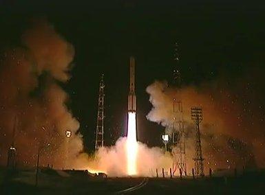 Start Protona z 6.08.2012 / Credits: RKA
