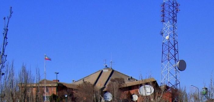 Lokalna siedziba IRIB w Tabriz / Autor: Meisam, źródło: WikiCommons, na licencji CC-BY-SA 3.0