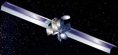 Intelsat 1R, dawniej PanAmSat-1 / Credits: Boeing