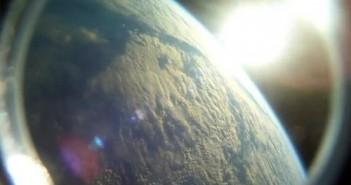 Ujęcie z kamery zainstalowanej w ramach eksperymentu RAIN - 16.11.2012 / Credits - RAIN