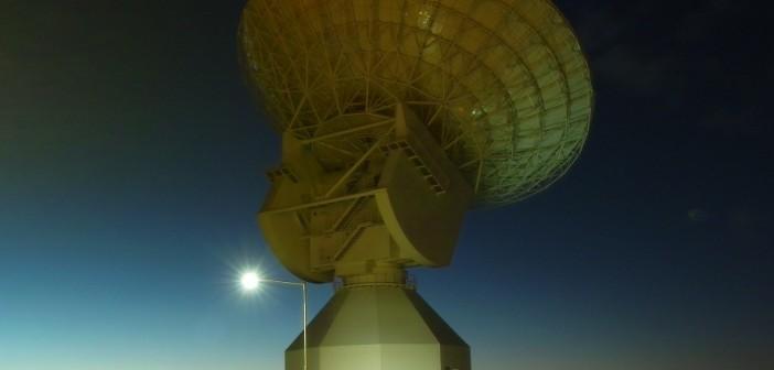 Nowa stacja łączności kosmicznej ESA w Malargüe w Argentynie / Credits: ESA, S. Marti