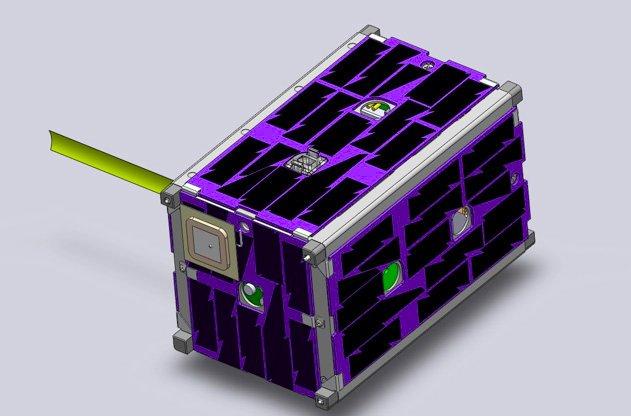 CubeSat EDSN / Credits - NASA
