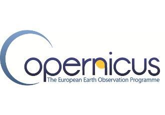 Logo programu Copernicus / Credits - Komisja Europejska